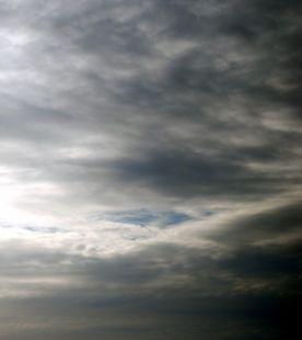 Los atardeceres más hermosos están plagados de nubes