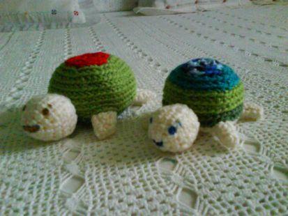tortugas de corchetla ultima moda