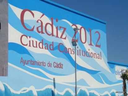entrada a Cádiz
