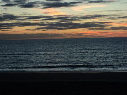 Atardecer desde Santa Maria del Mar (2)