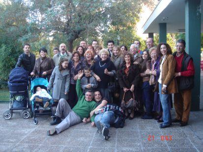 familia de jerez