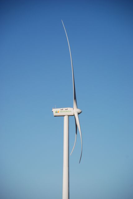 Aerogeneradores de electricidad