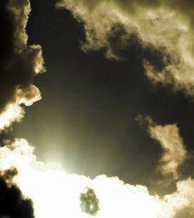 El sol y la atmósfera solar.