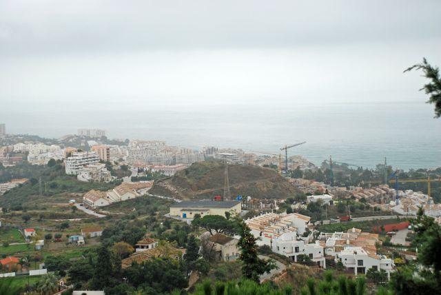 Visitando Benalmádena (Málaga)