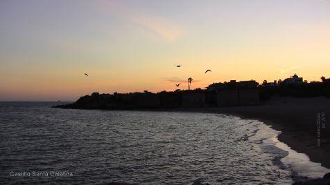 Defensas de Cádiz. En El Puerto, Castillo de Santa Catalina