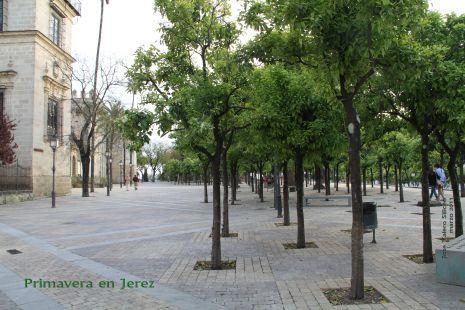 Primavera en Jerez
