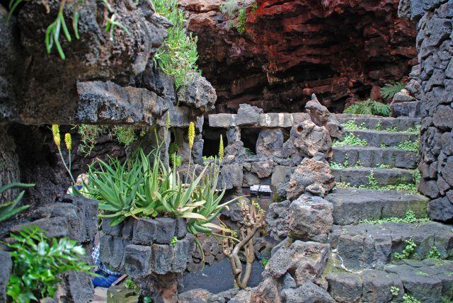Ruta de Jameos del Agua (Lanzarote)