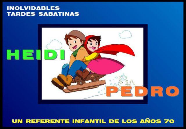 HEIDI      PEDRO