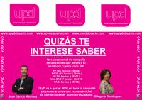 UPyD cartel campaña 2011