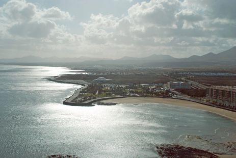 Tarde en Arrecife (I. Canarias)