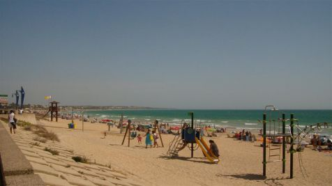 PLAYA LA BARROSA.CHICLANA