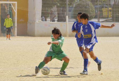 Partidos correspondientes al 8 y 9 de octubre en Jerez