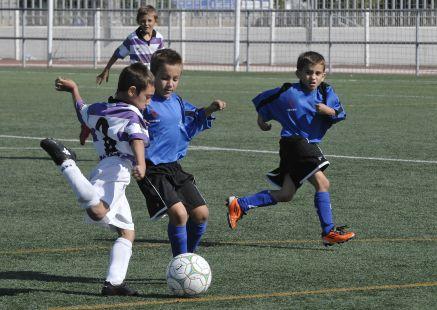 Partidos correspondientes al fin de semana 15 y 16 de octubre en Jerez