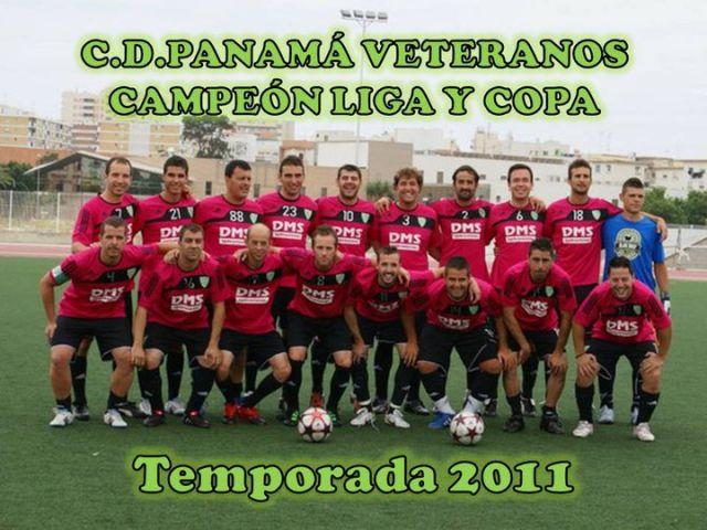 CD PANAMA (Veteranos)