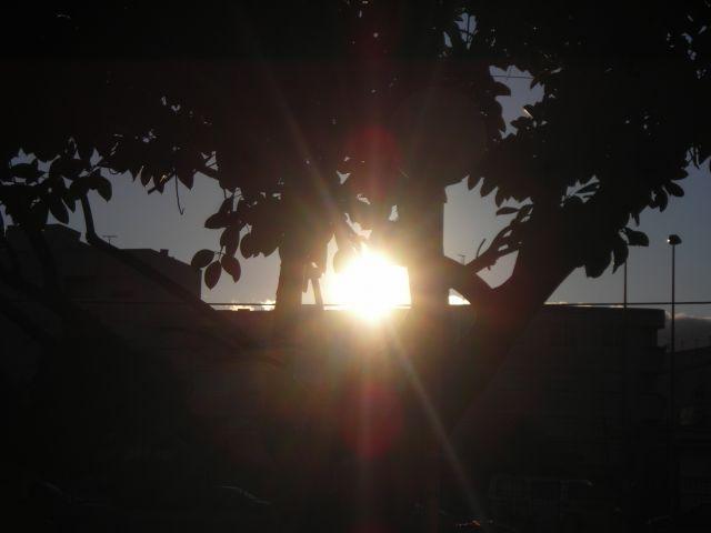 Sol y su oscuridad.
