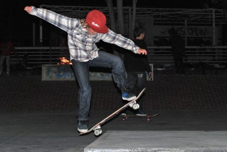 Tomy López (SKATE Diciembre 2011)