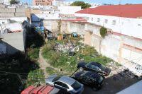 Basura y Chabola en El Puerto