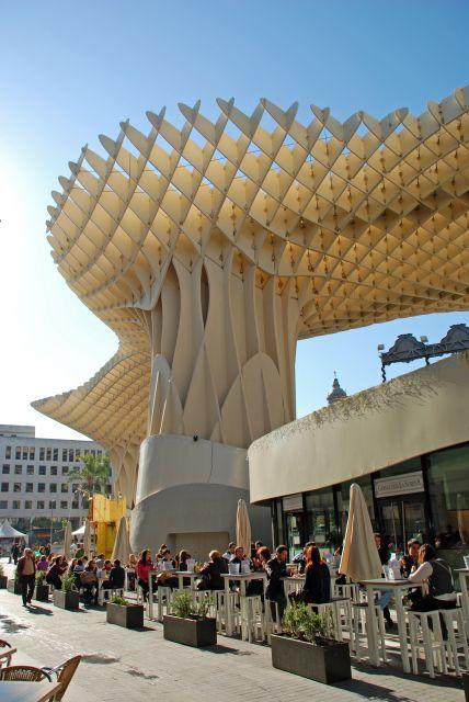Las Setas de Sevilla (diciembre 2011) 2ª Parte