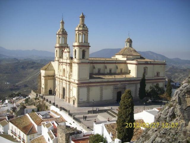 Iglesia de Santa Ana de Olvera