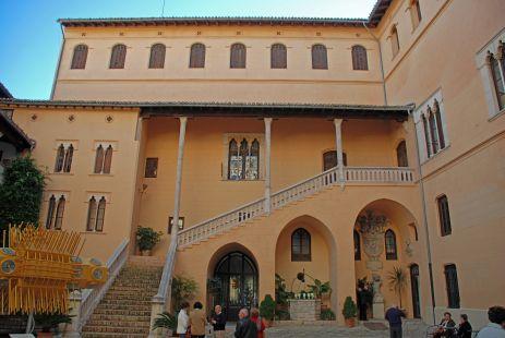 Palacio de Los Borja Gandía (Patio)