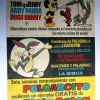 cartel de publicidad de 1967 (ANIME OVERDRIVE-ANIMESTATION MYADIF)