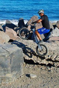 Bici-acrobática