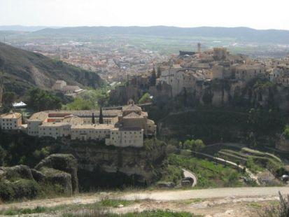 Paisaje por Cuenca.