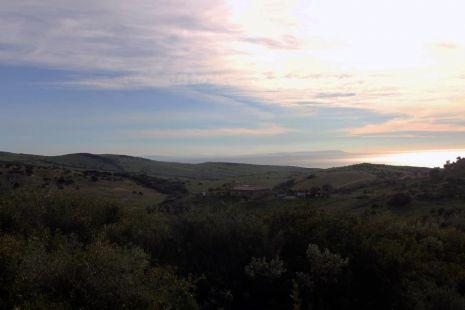 Campo y mar, la riqueza de Andalucía.