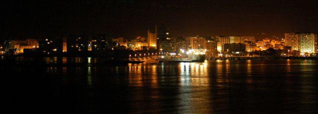 Ibiza (Anochecer en San Antonio)