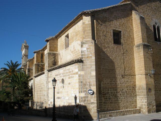 Iglesia San Pablo. Baeza.