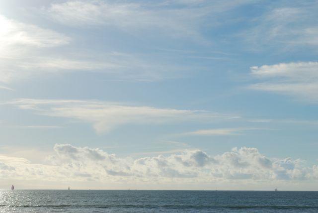 Playa Valdelagrana.