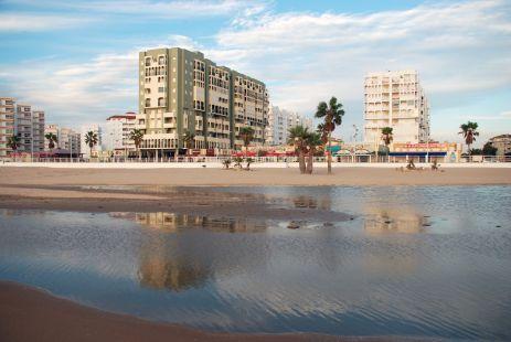 Playa de Valdelagrana -Octubre 2012-