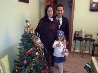 familia en navidad 2012