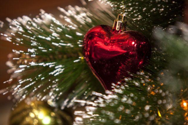 Coraz n navide o fotos de concurso navidad 2012 - Imagenes de corazones navidenos ...