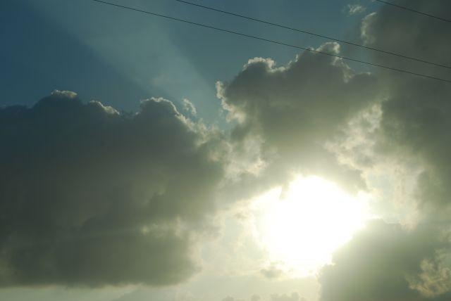 Sol de verano.