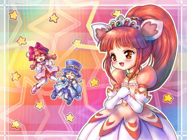 Twin Princess-Monster Machine