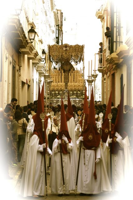 Cortejo Amparo.