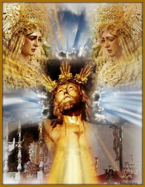 Nuestro padre de la Espiración y nuestra señora de la victoria.