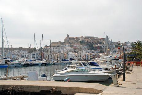 Fotografiando el Puerto de Ibiza-2013