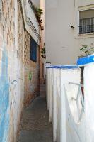 Rincones de Cádiz (Callejuela filtro)