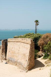 Ruinas del Castillo de Santa Catalina