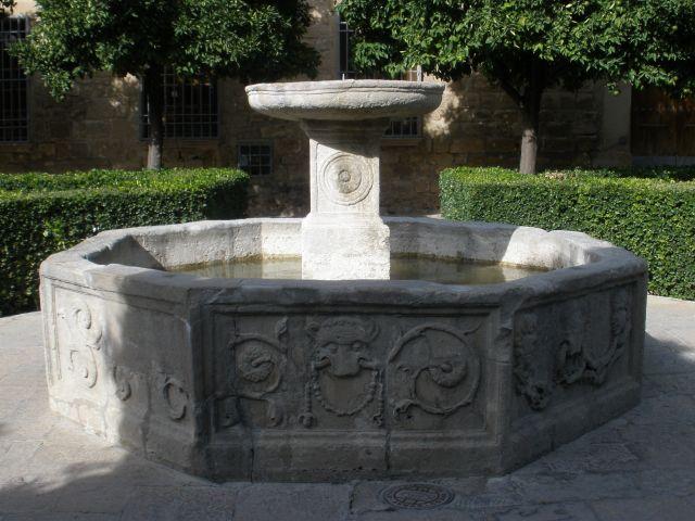 Fuente renacentista.