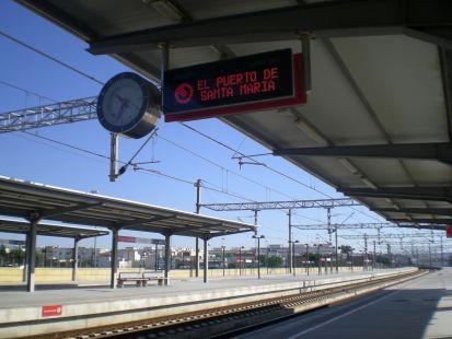 Estación de Ferrocarril-El Puerto