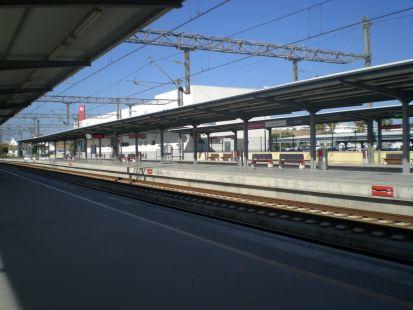 Estación de Ferrocarriles
