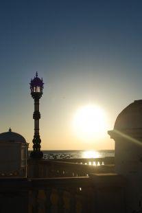 Cádiz, mar de plata.