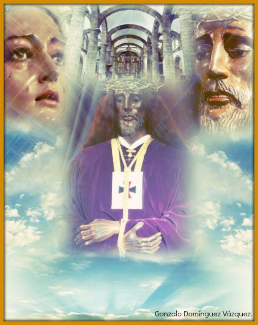 Nuestro Padre del Medinaceli y nuestra Señora de la Caridad.