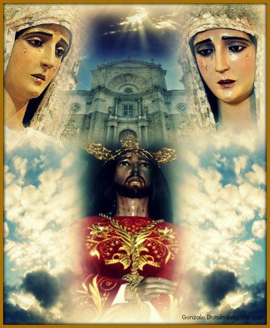 Nuestro Padre Jesús de la Sentencia y María Santísima del Buen Fin .