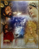 Nuestro Padre Jesús en su Prendimiento.