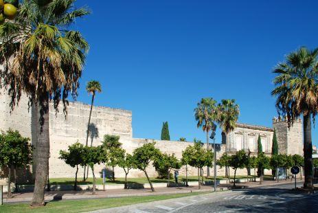 Alrededor del Alcázar de Jerez