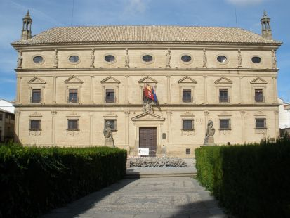 Palacio Vázquez Molina.